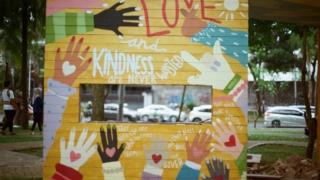 親切な心を育てる